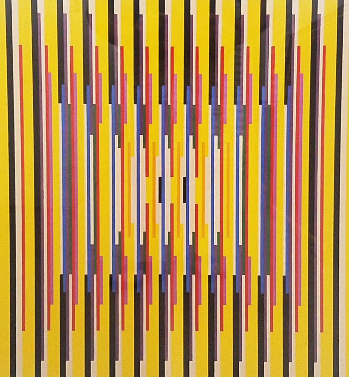 Untitled Serigraph