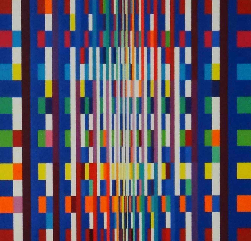 Yaacov Agam Art For Sale