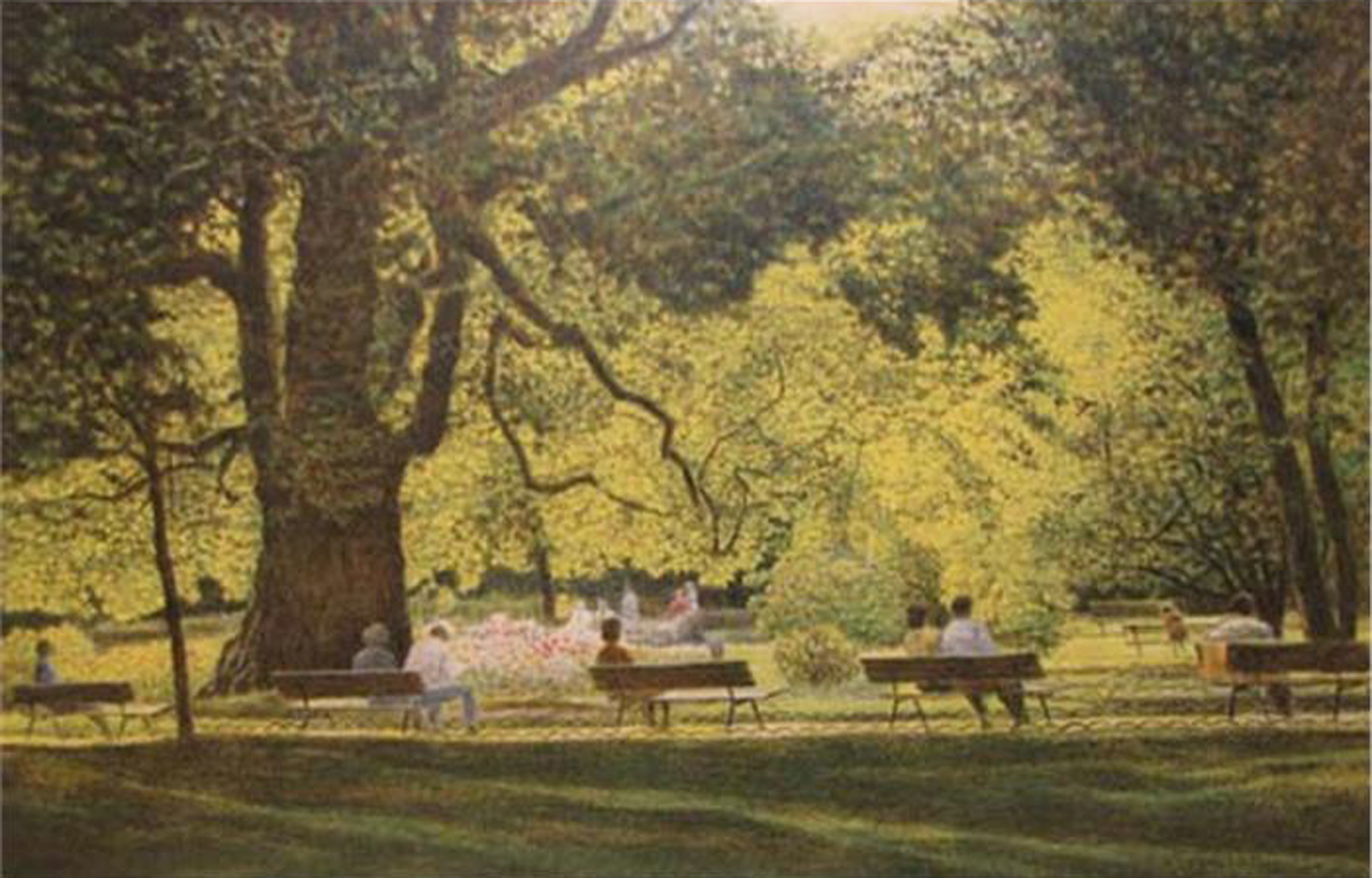 Benches 1988