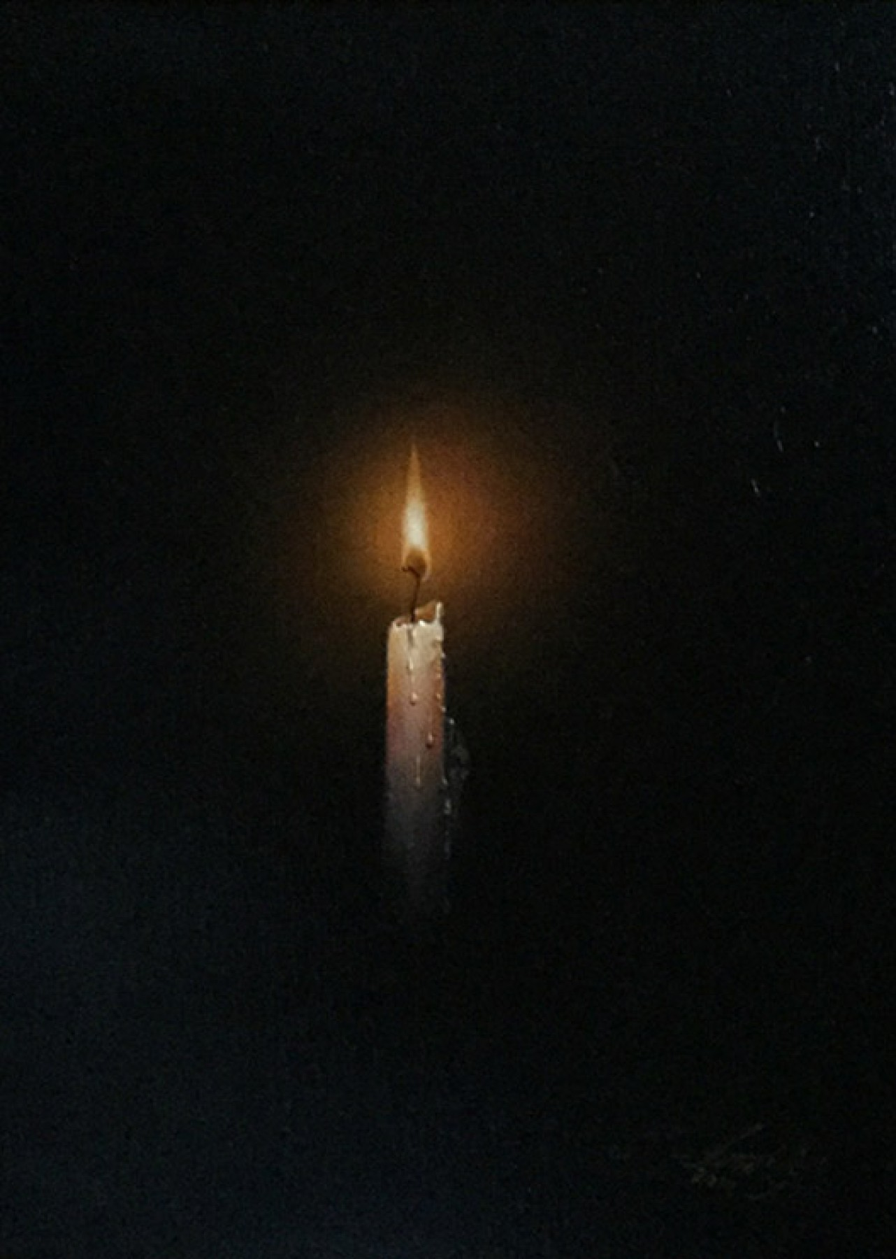 Candle 28 x 24 2012