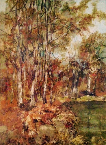 Untitled Landscape 51x39