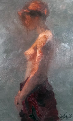 Afternoon Light by Henry Asencio