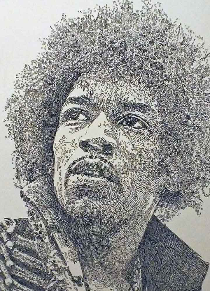Kiss the Sky, Jimi Hendrix 2013