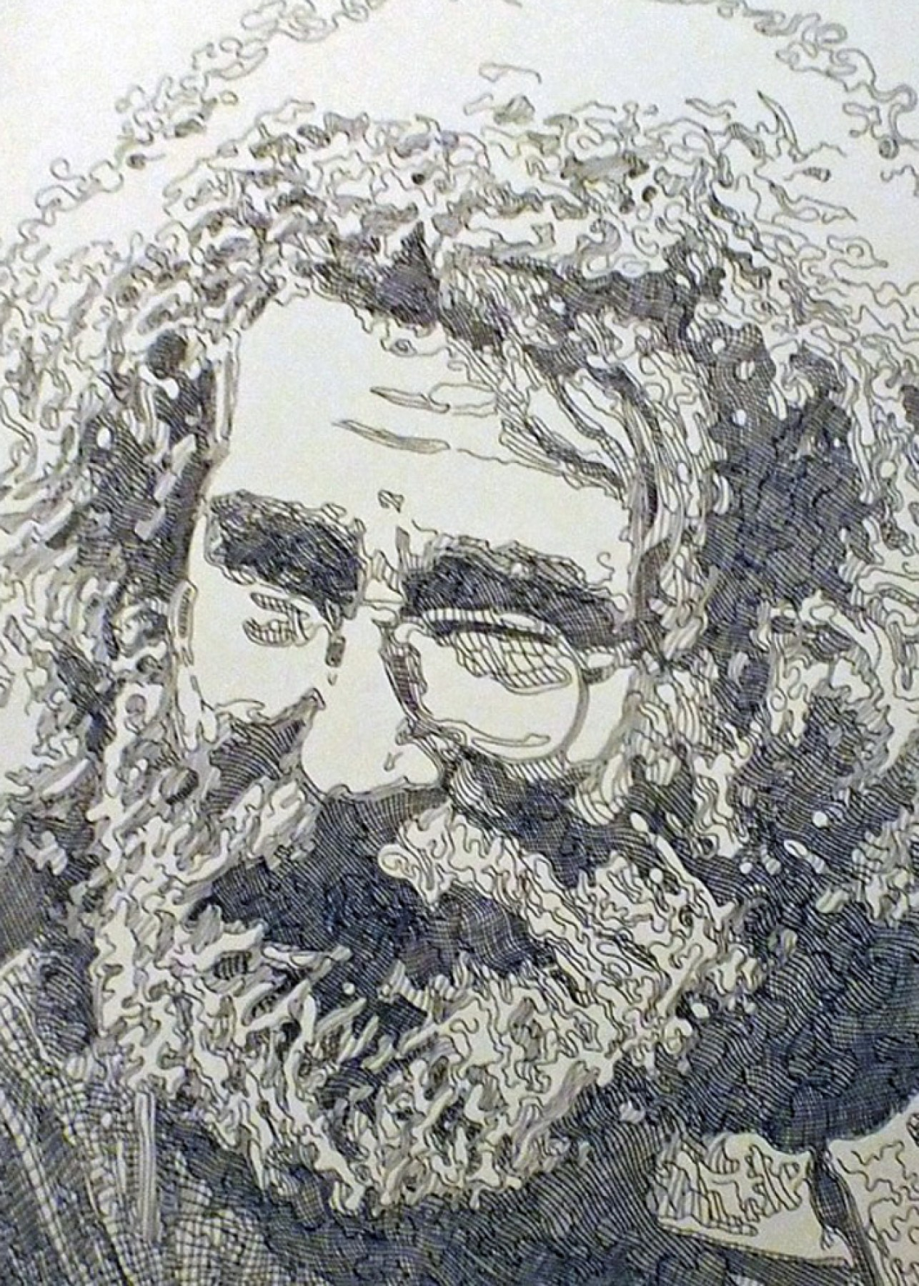 Jerry Garcia, Portrait 2013