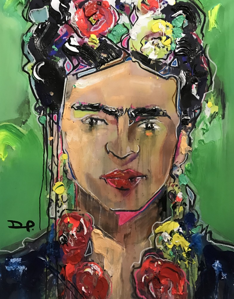 Frida Embellished 2017