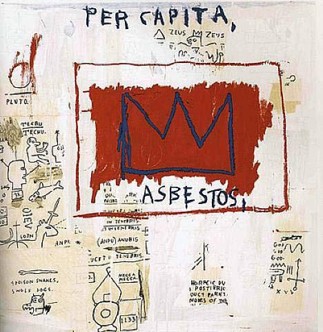 Jean Michel Basquiat Art for Sale Jean Michel Basquiat Crown