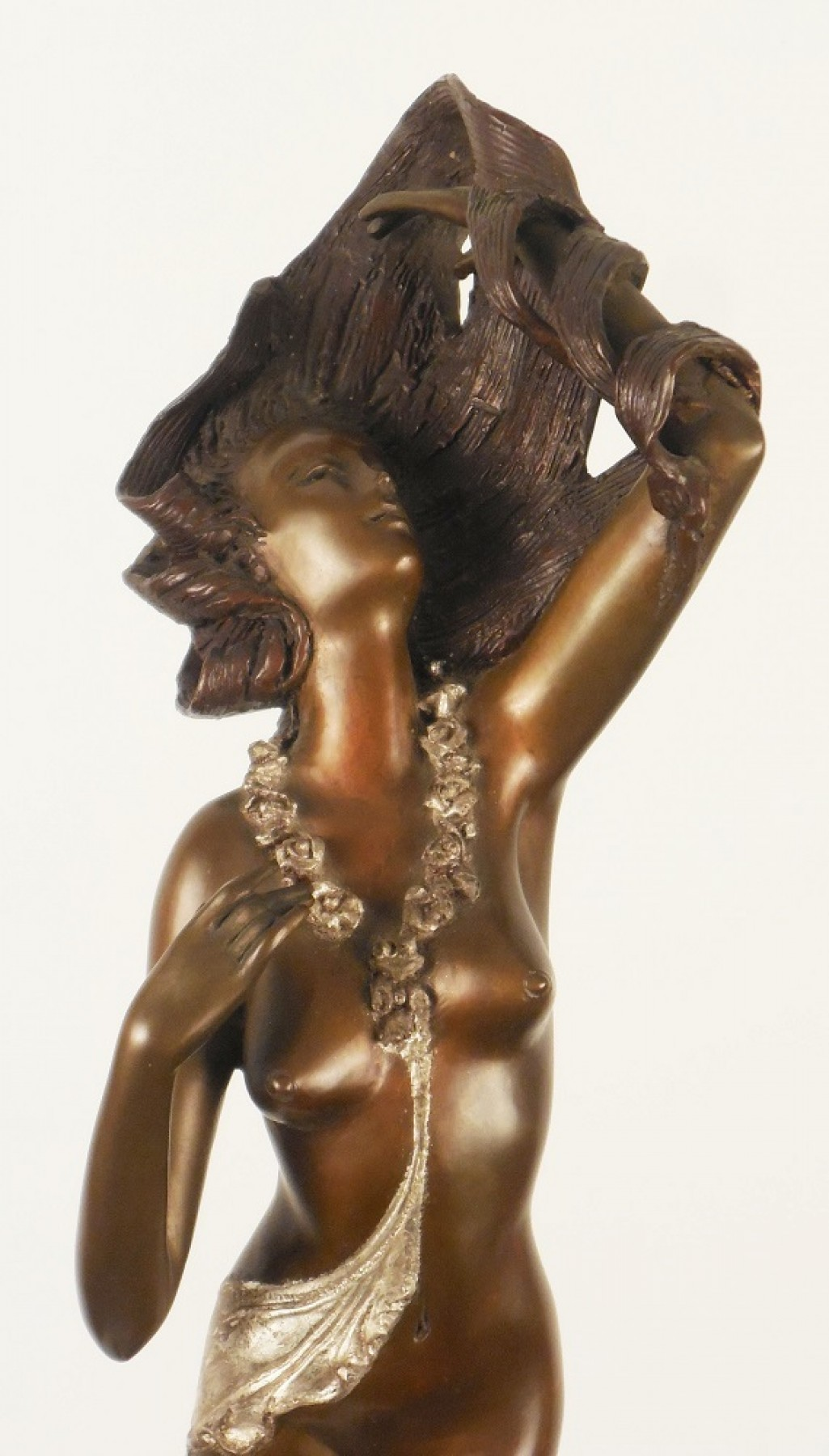 Primavera Bronze Sculpture AP