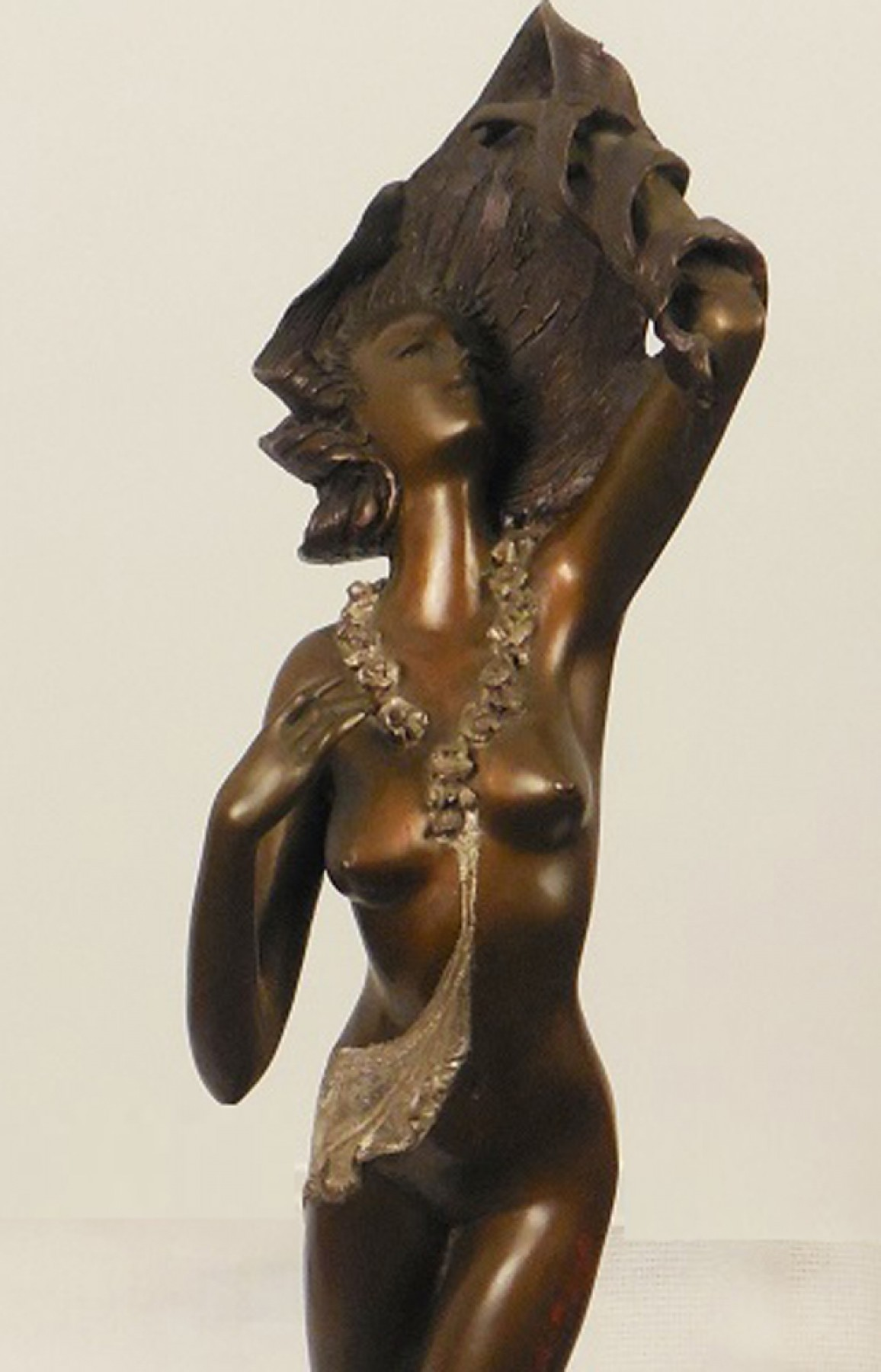 Primavera Bronze Sculpture AP 1987