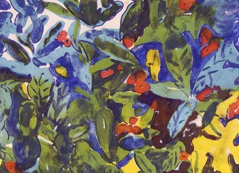 Tropical Flowers 1971
