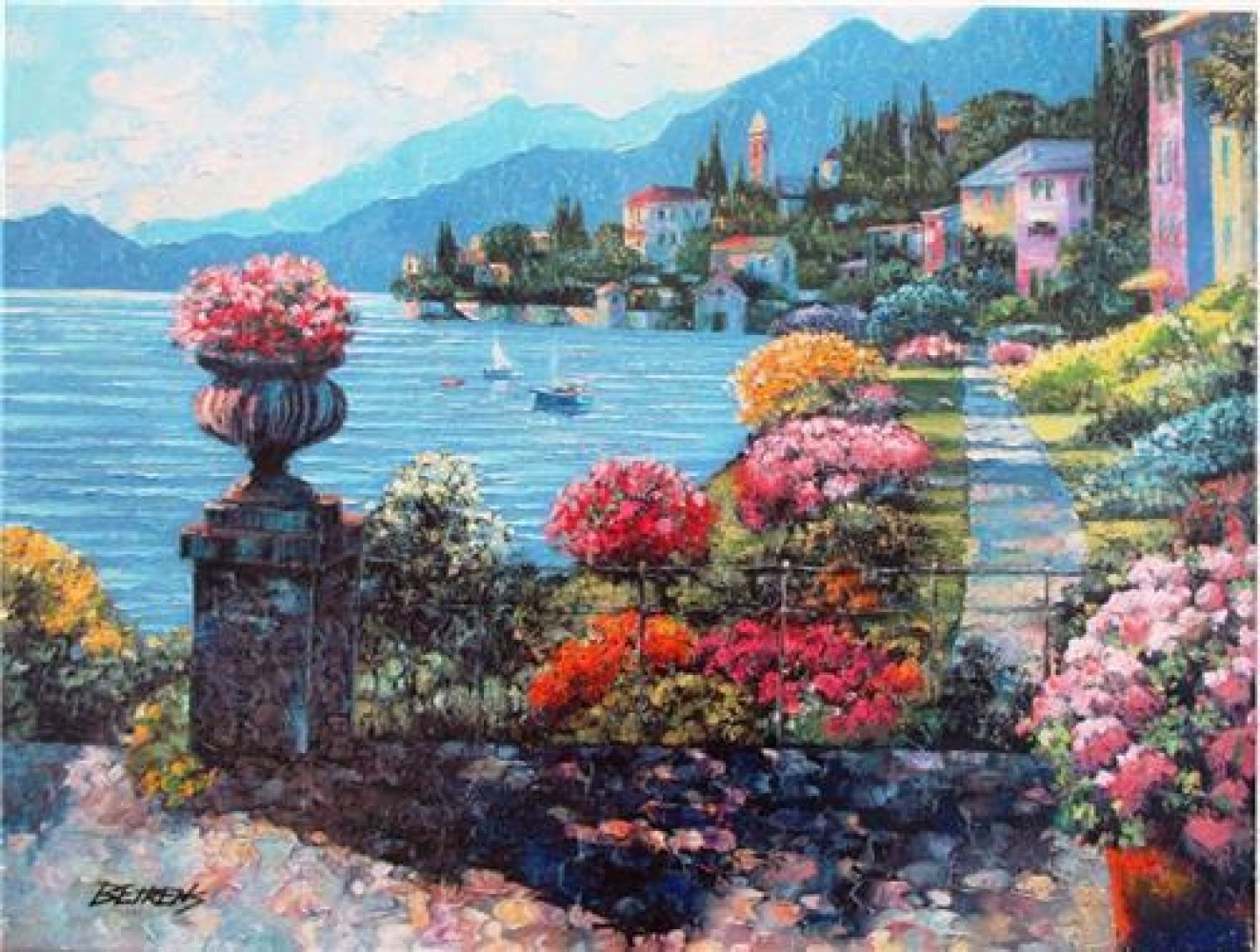 Varenna Morning Embellished 2010