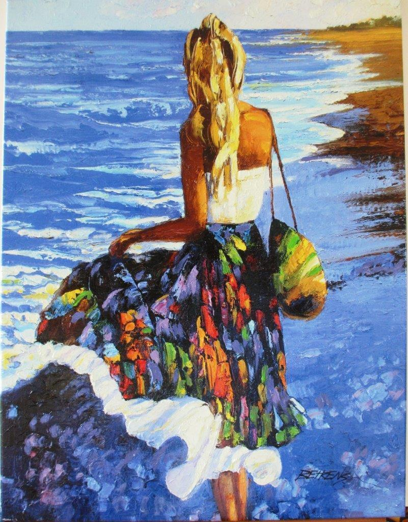 My Beloved By the Sea 2010 Embellished