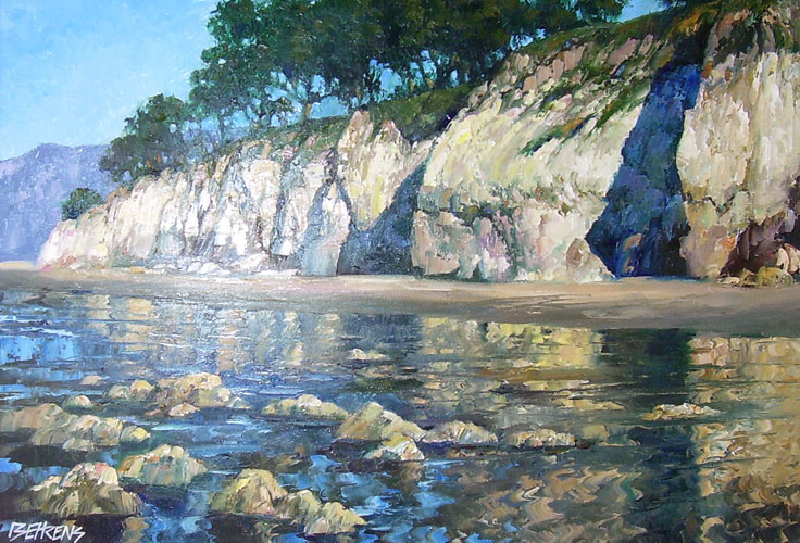 California Coast 28x42