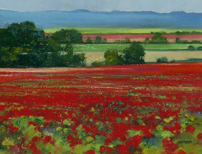 Poppy Fields IV 2005