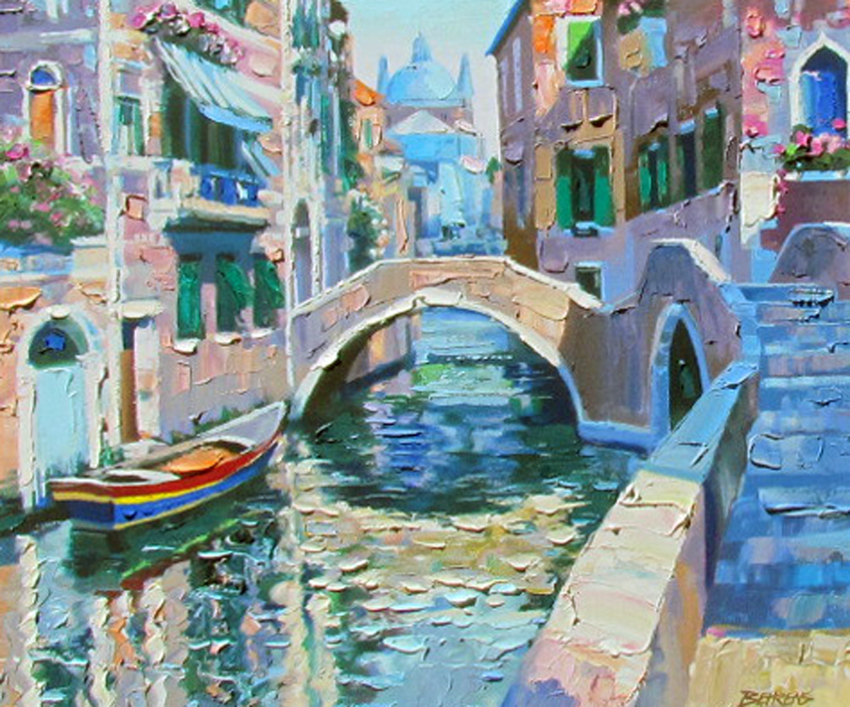 Venice Suite of 4  1991 (Italy)