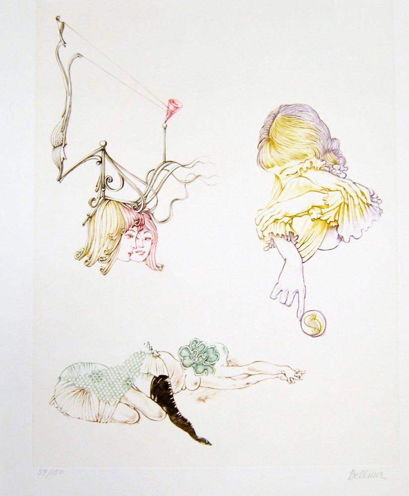Andre villers art for sale - Ragazze nude allo specchio ...