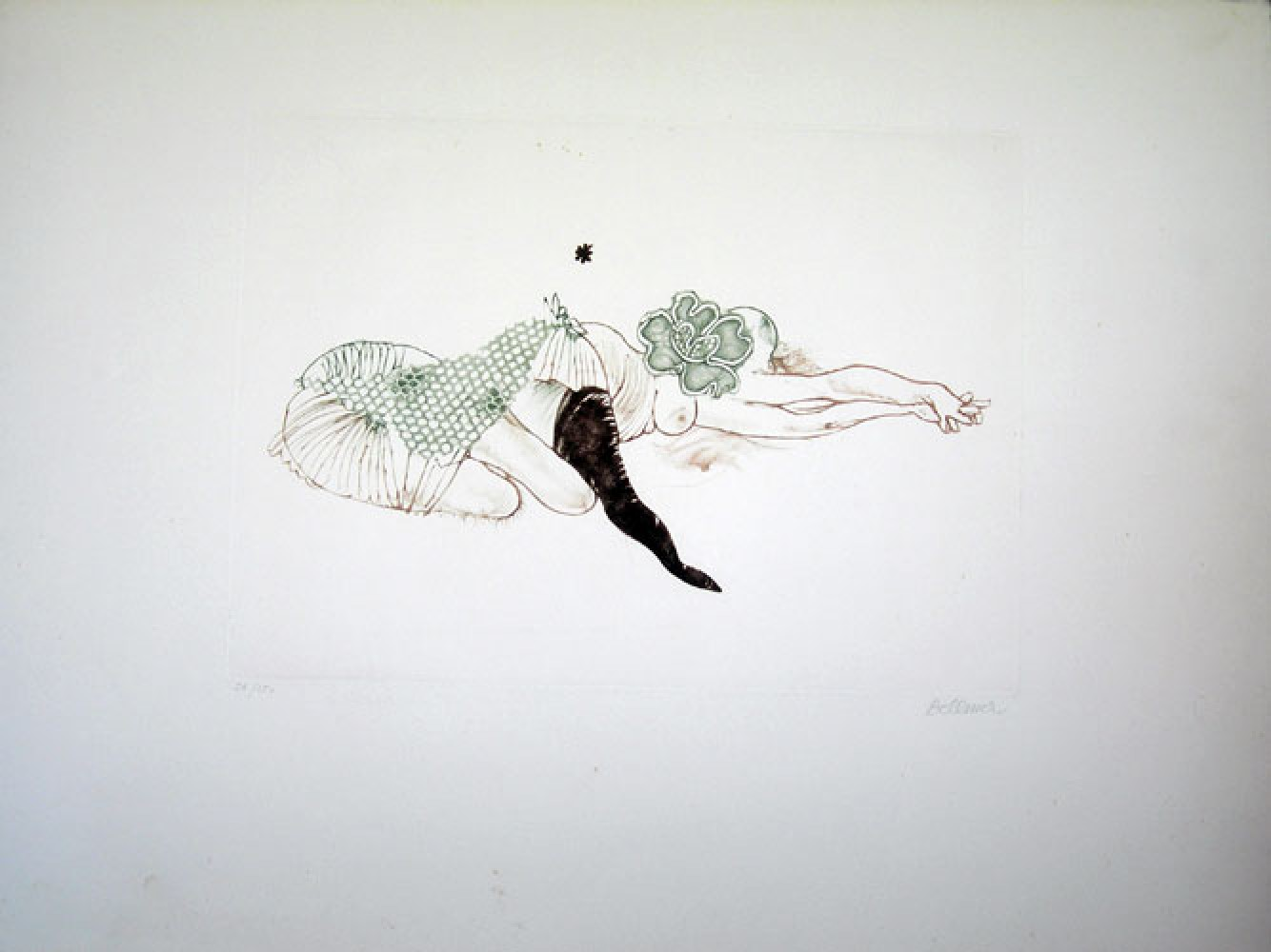 Untitled Etching