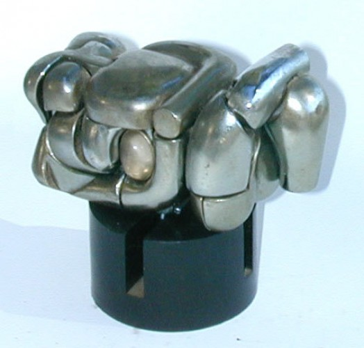 Mini Maria Opus 108 Metallic Sculpture 1968
