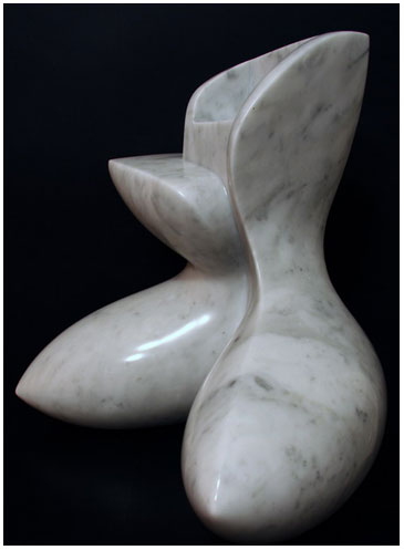 Seated Figure II Sculpture 2000