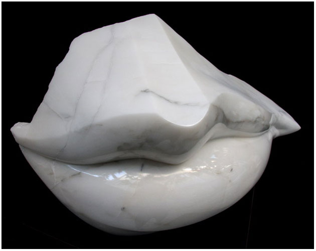 Lips Sculpture 2010