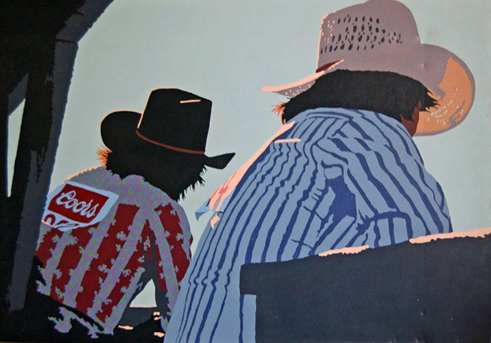 Coors 1981 32x45