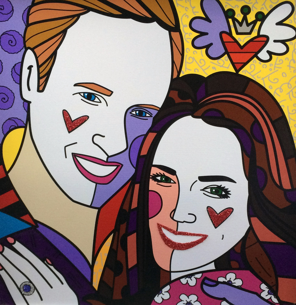 True Love (Yellow) (Will and Kate) 2011