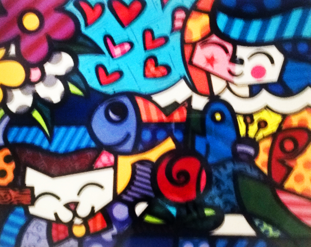 Squeaki Britto's World  2005