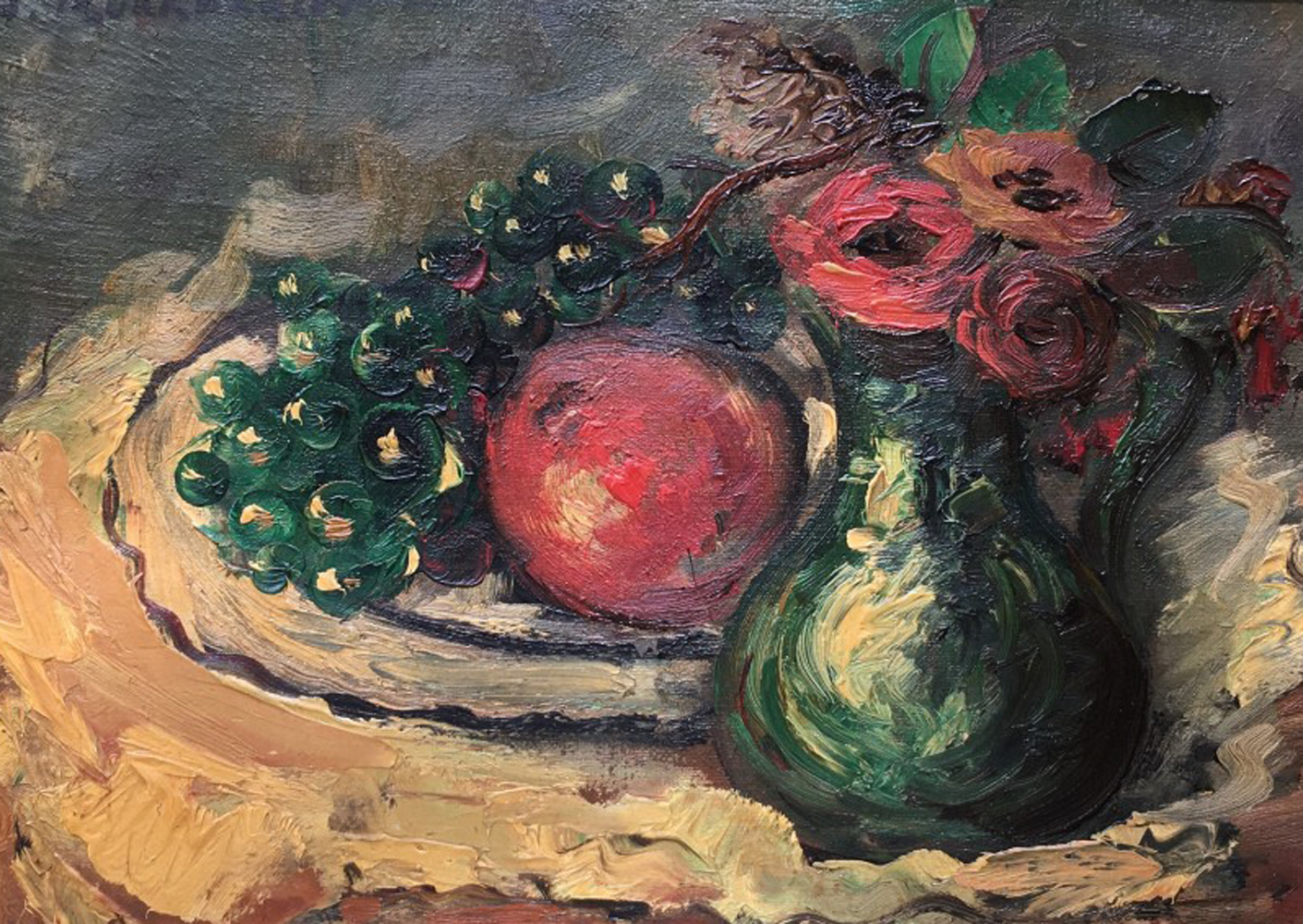 Untitled Still Life 1930 14x17