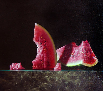 Study for Watermelon 2000