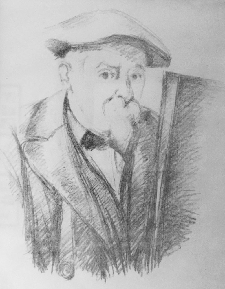 Self Portrait 1896