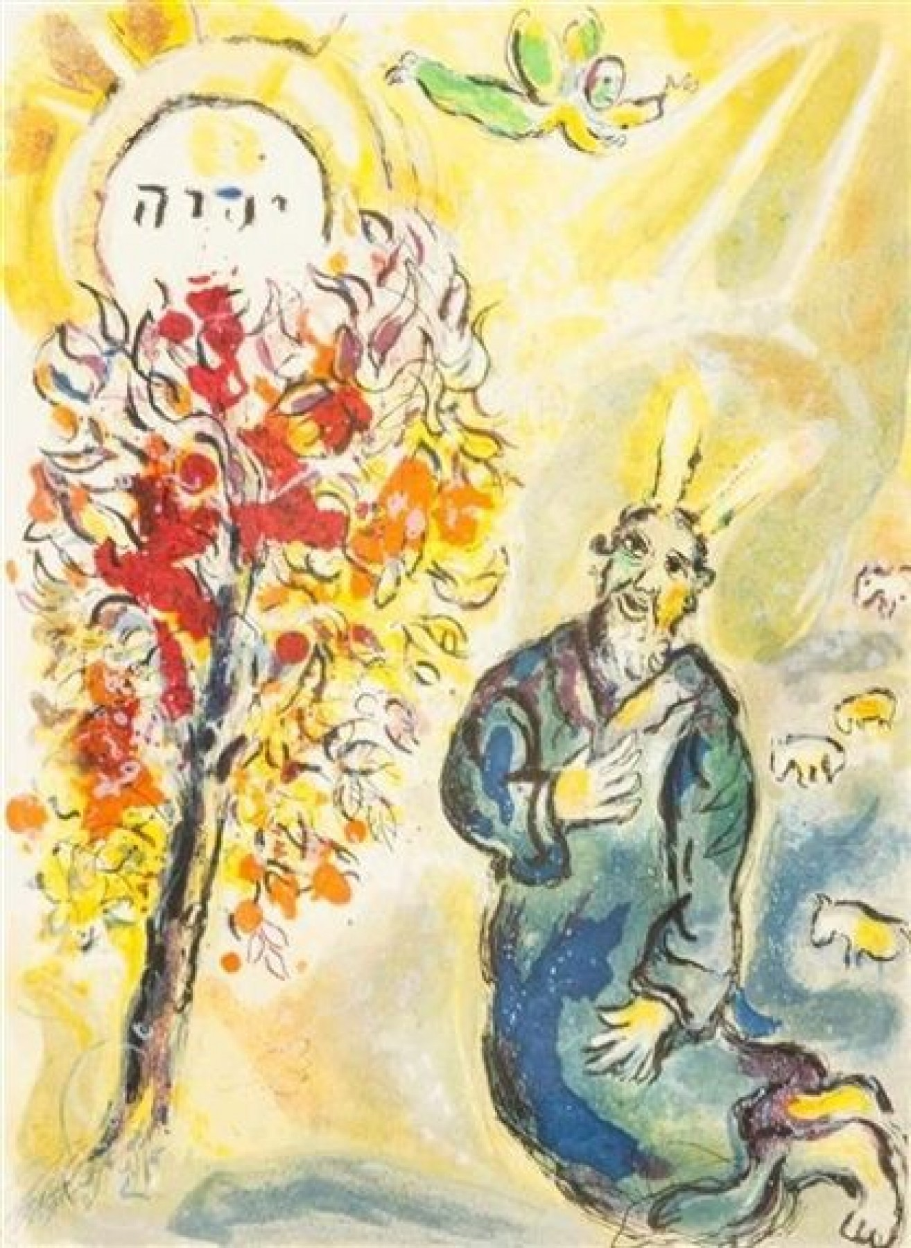 Marc Chagall Russian Jewish Artist For Sale 56 Listings
