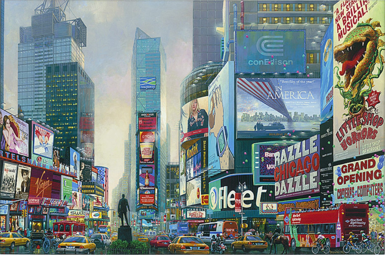 Times Square South Embellished 2015
