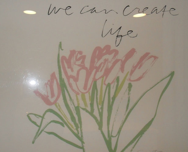 We Can Create Life Not War (CROCUSES)