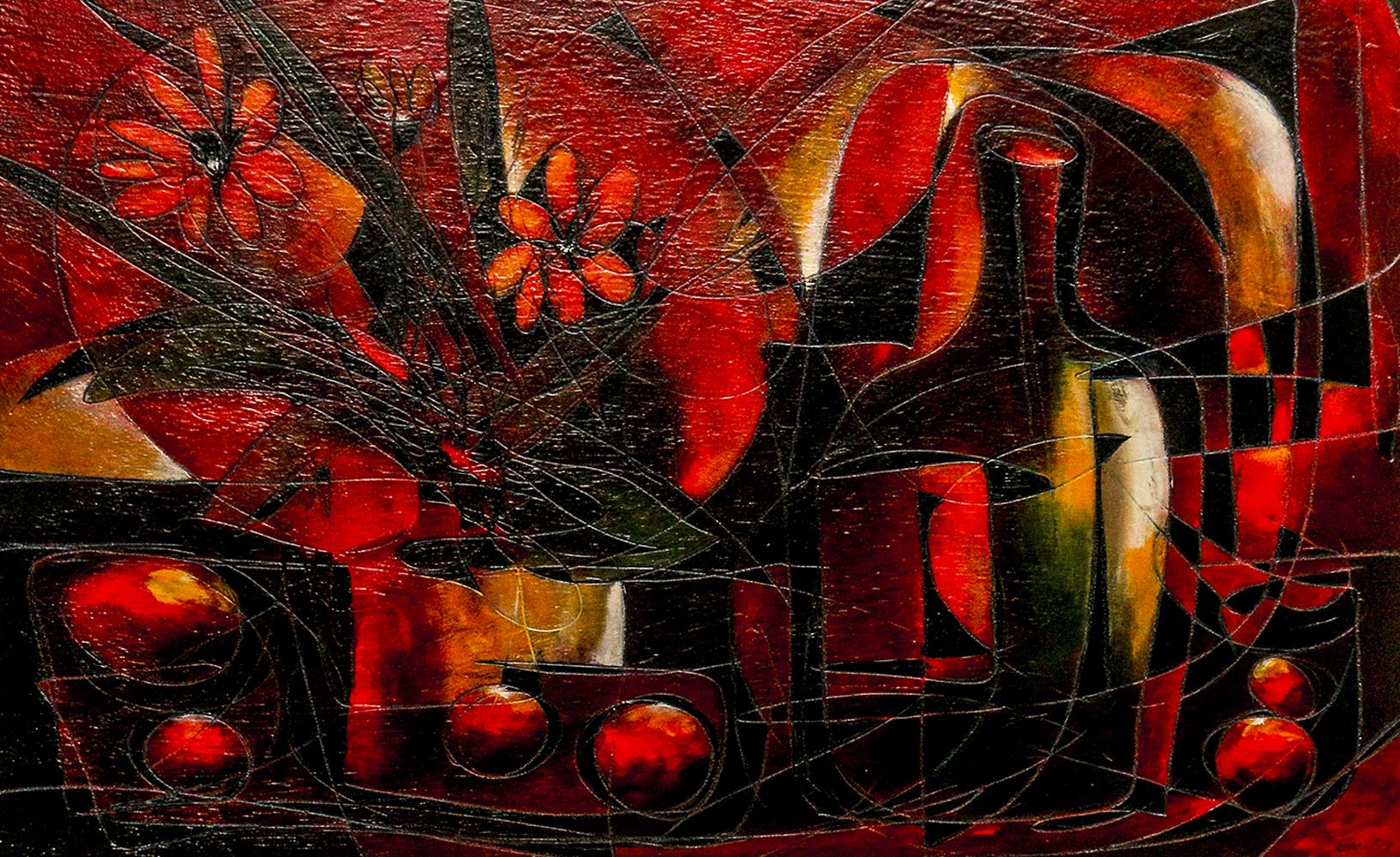 Jean Claude Gaugy Art For Sale