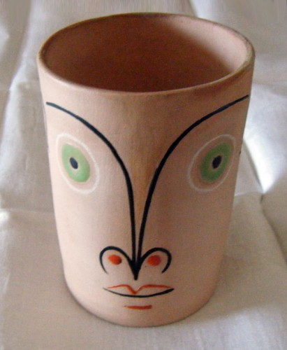 Untitled Ceramic Cup 1958