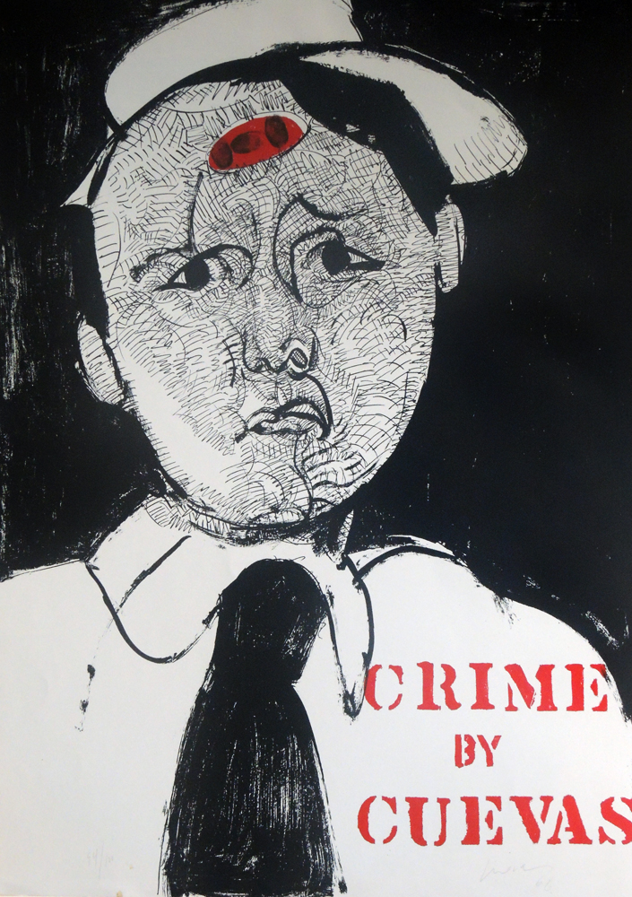 Crime Suite of 11 Prints 1968
