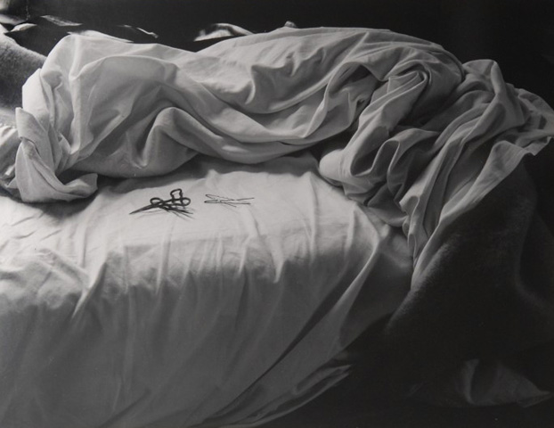 Unmade Bed 1957