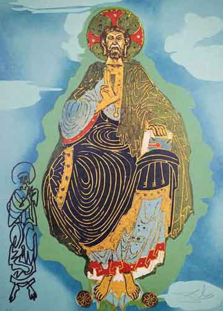 Pantocrator - Christ in Majesty 1977