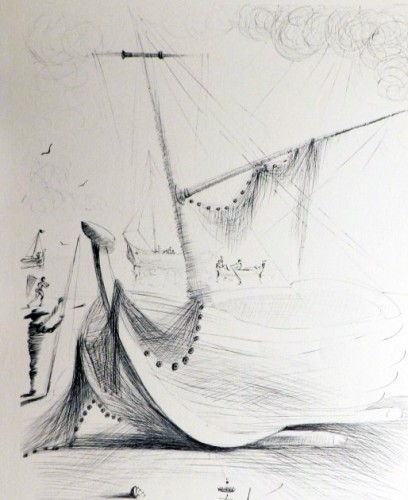 Departure of the Fisherman 1965 (early)