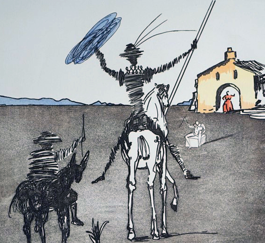 Historia De Don Quichotte De La Mancha Impossible Dream 1980