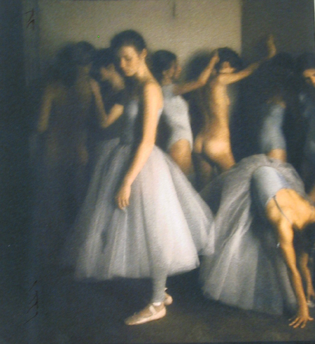 Untitled 4 (Degas Ballerinas) 1992