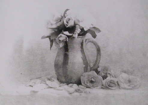 Roses in Pitcher 1992
