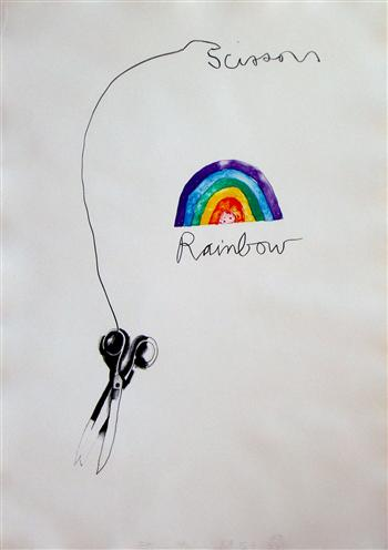 Scissors and Rainbow 1969