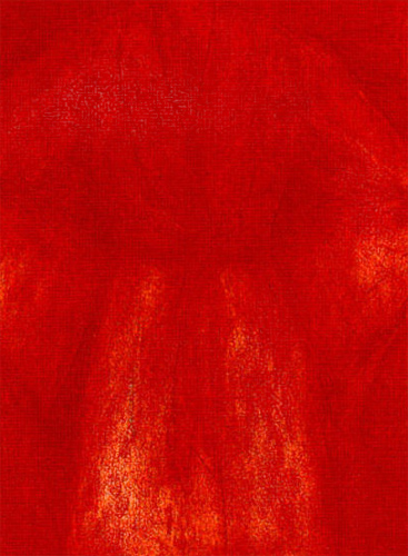 Sitting with Me Red 1996 58x42 #1 in edition