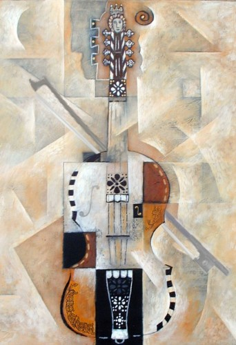Hardanger Fiddle 2000 Embellished