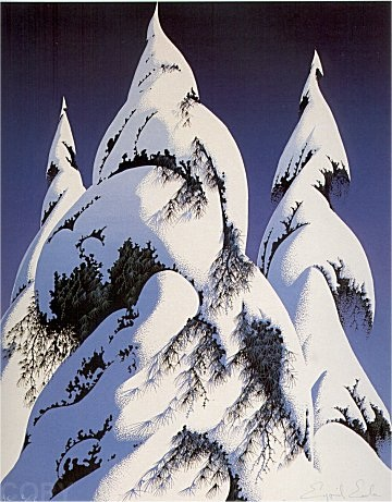 Snow Trees PP 1986