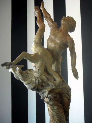 Rapture Bronze Sculpture
