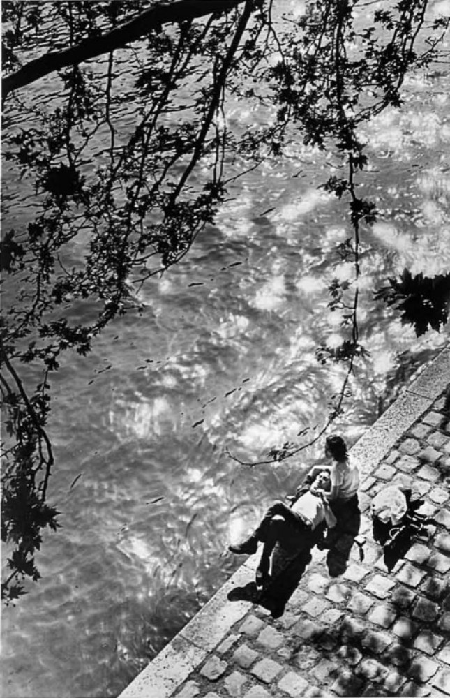 Siesta on the  Right Bank of the River Seine, Paris, 1964