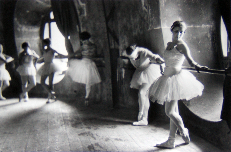 Grand Opera De Paris, Swan Lake Rehearsal 1930