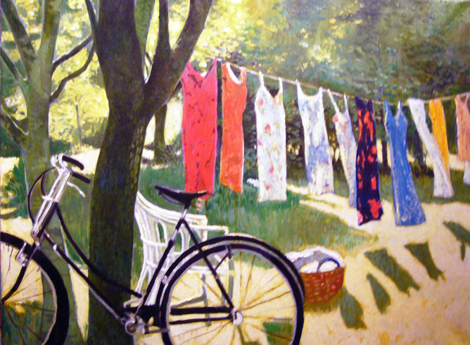 Backyard Dryer 1992 30x40