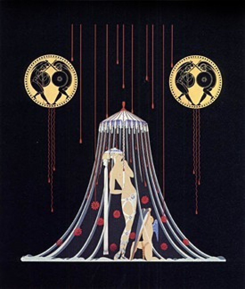 helen of troy 1985 by erte